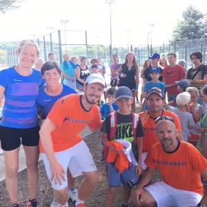 Campus tennis Sète